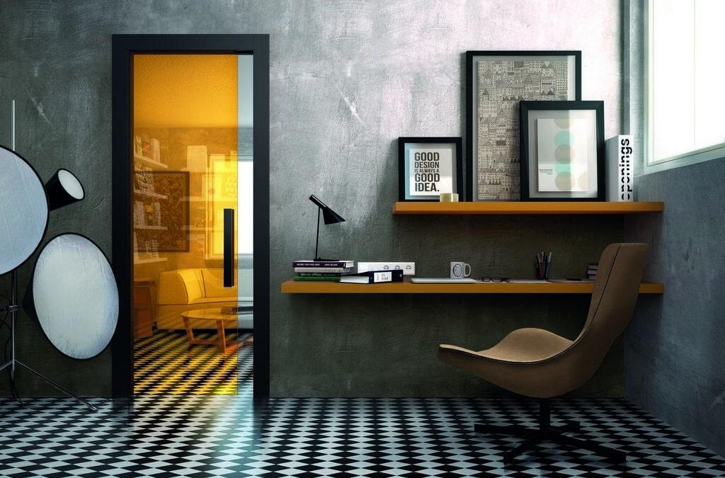 Le porte a vetro per interni, dai un tocco di stile alla tua casa