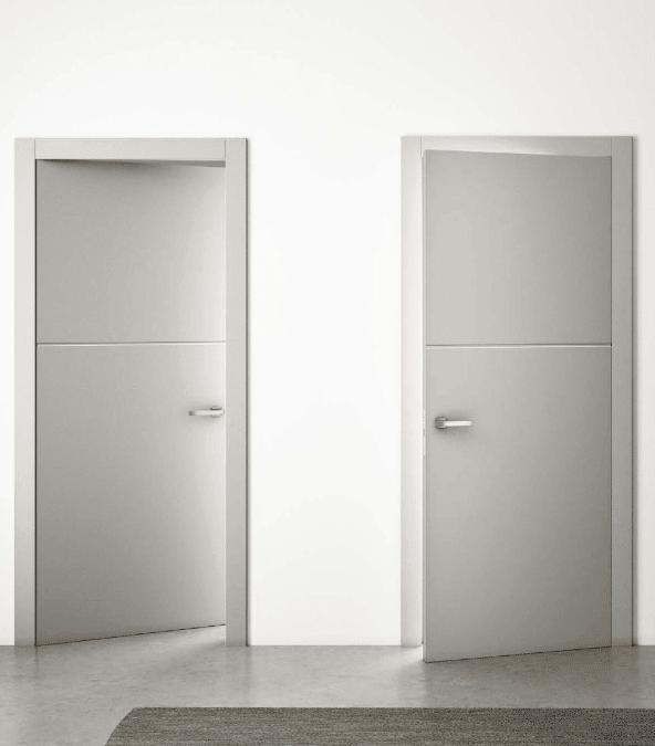 Porte laccate, colori e finiture