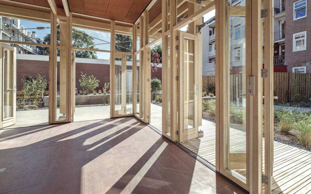 Finestre in legno Accoya®, qualità garantita oltre 50 anni
